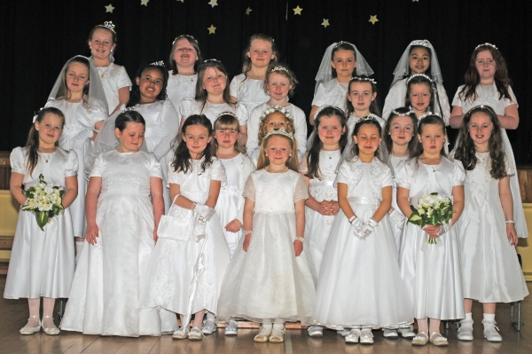 Our First Holy Communion classes 2014