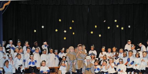 Junior Infants play: Shine Star Shine