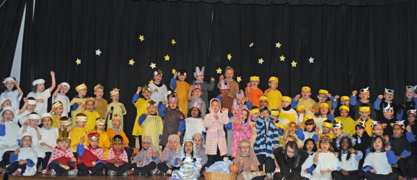 Senior Infant Play: The Wriggly Nativity